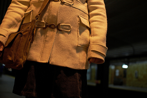 Subway Coat