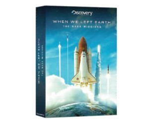 DVD of When We Left Earth