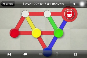 Subway Shuffle iPhone App